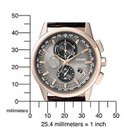 Citizen-Herren-Armbanduhr-RADIO-CONTROLLED-Chronograph-Quarz-Leder-AT8113-12H-0-0