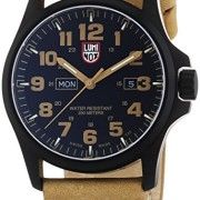 Luminox-Herren-Armbanduhr-XL-Analog-Quarz-Leder-1925-0